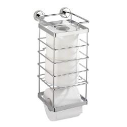 Uchwyt na papier toaletowy - Wenko Power-loc