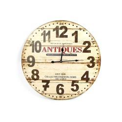 Zegar ścienny Antiques - 58 cm