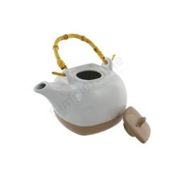 Serwis do herbaty - Imbryk + kubki