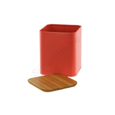 Pojemnik z deską bambusową