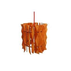 Lampa wisząca ZIG-ZAG ORANGE