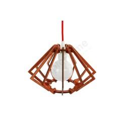 Lampa wisząca DIAMOND TEAK