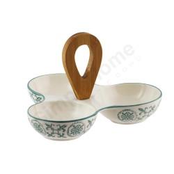 Salaterka ceramiczna
