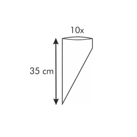 Woreczki do zdobienia ciasta Tescoma - 35 cm