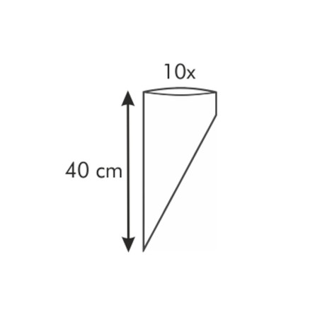 Woreczki do zdobienia ciasta Tescoma - 40 cm