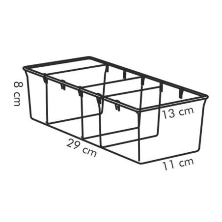 Pojemnik do woreczków z ziołami - Tescoma