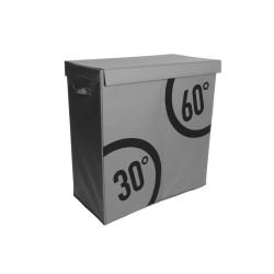 Kosz na pranie  rattan style 53 L