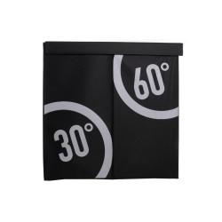 Kosz na pranie  - podwójny 30°C/60°C