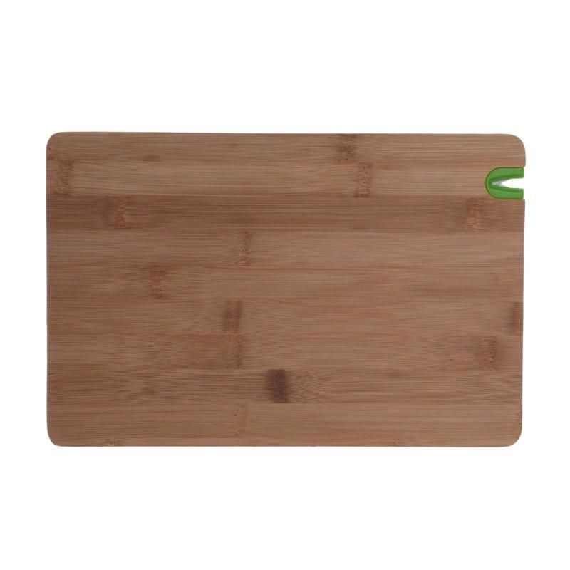 Deska bambusowa z ostrzałką