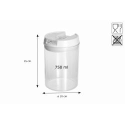 Pojemnik do przechowywania żywności - 0,75 L