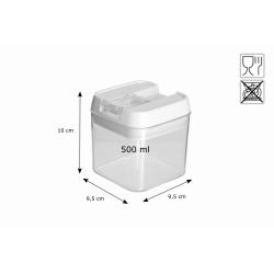 Pojemnik do przechowywania żywności - 0,5 L