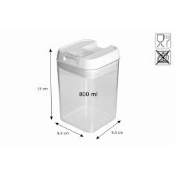 Pojemnik do przechowywania żywności - 0,8 L