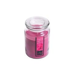 Świeca zapachowa - Piwonia