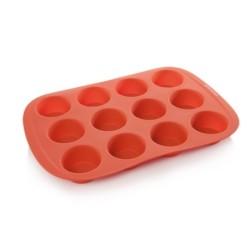 Forma silikonowa na 12 muffinów - Tescoma