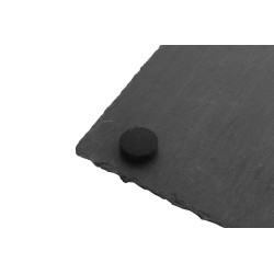 Talerz z kamienia łupkowego 32 x 24 cm