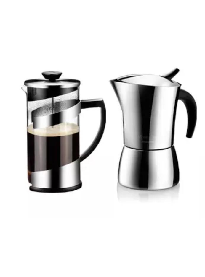 Zaparzacze i kawiarki